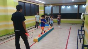 岩槻 蓮田 体育教室 テニススクール3