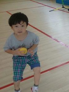 岩槻 蓮田 体育教室 テニススクール2