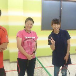 【公式】8月28日(日)本気のイベント!親子キッズテニスレッスン開催!